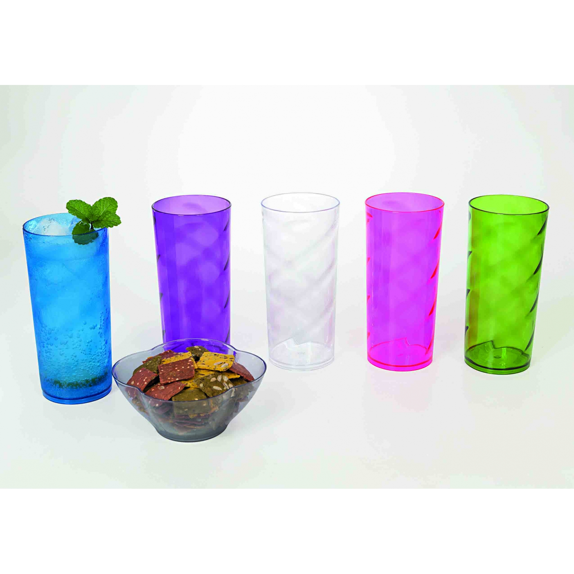COPO LONG DRINK PRISMA 430 ML