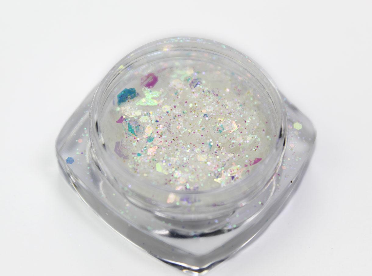 Kit 12 Glitter furta cor