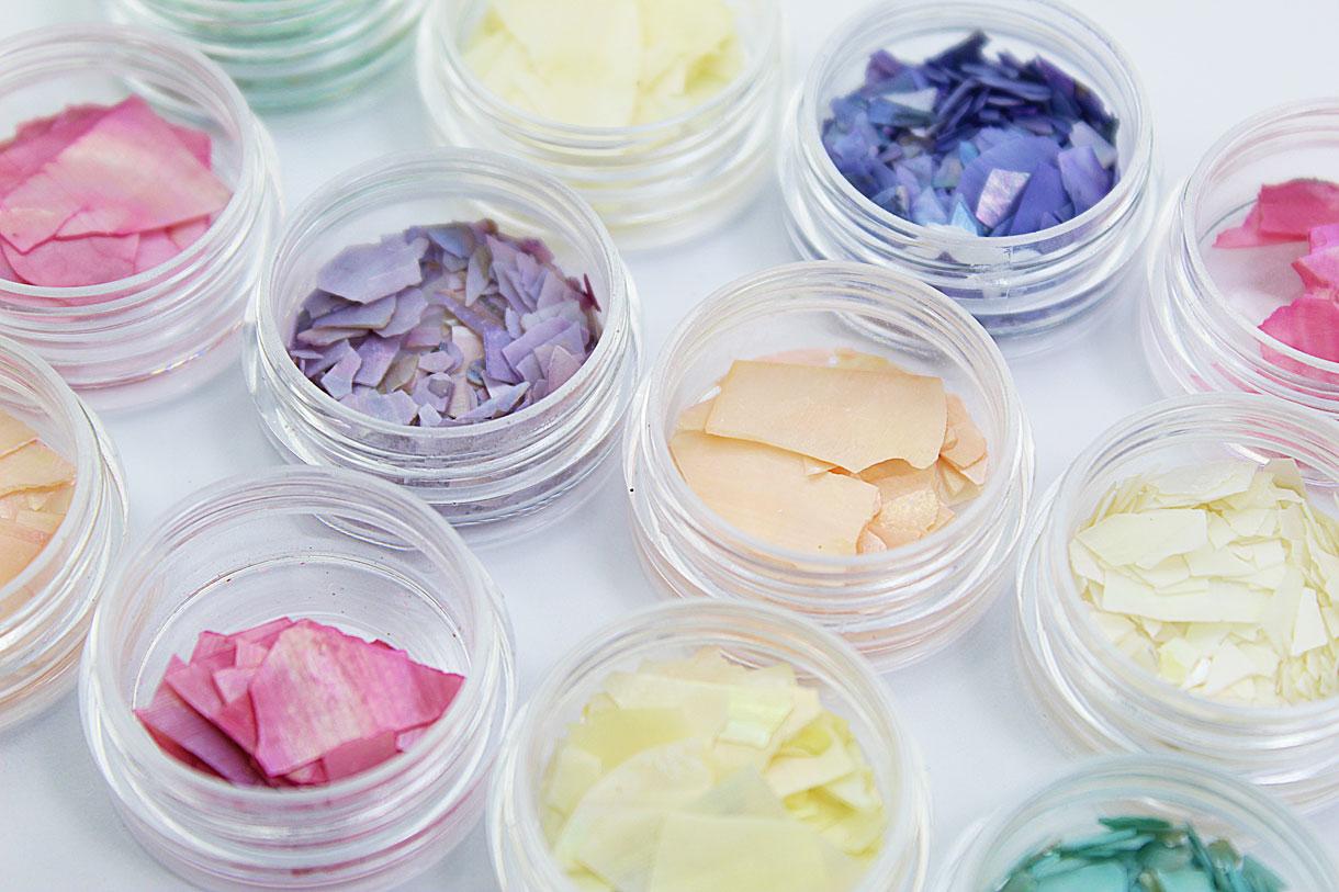 Madre Perola kit com 12 cores