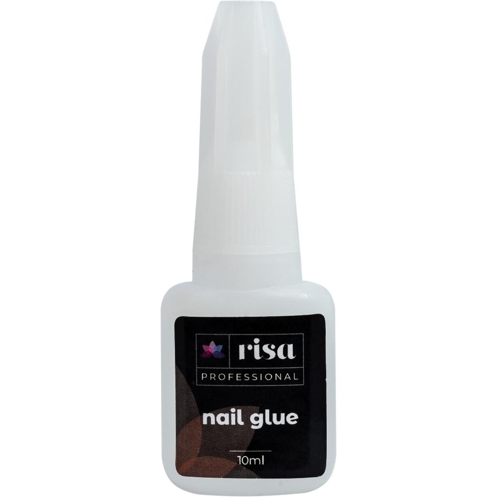 Nail Glue Cola Para Tips Risa 10ml