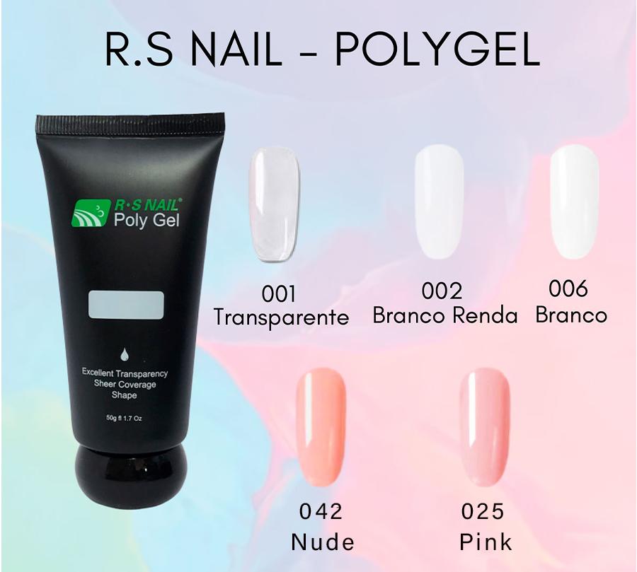 Polygel Rs Nail 50ml