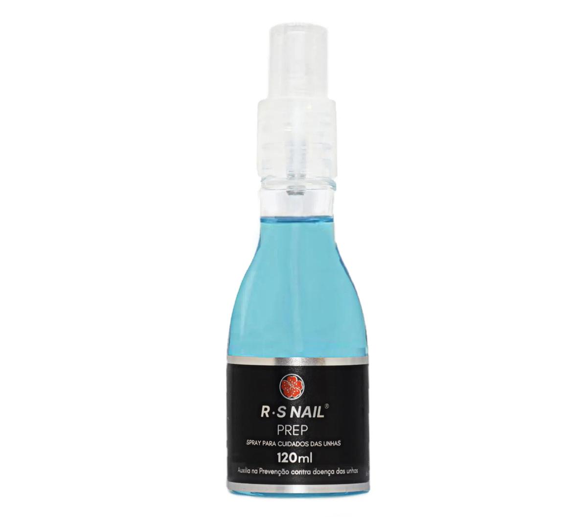 Prep Higienizador E Modelador De Polygel UV LED RS Nail 120ml