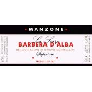 MANZONE BARBERA DALBA-LA SERRA-SUPERIORE-2009-ITALIA 14,5 ALC,