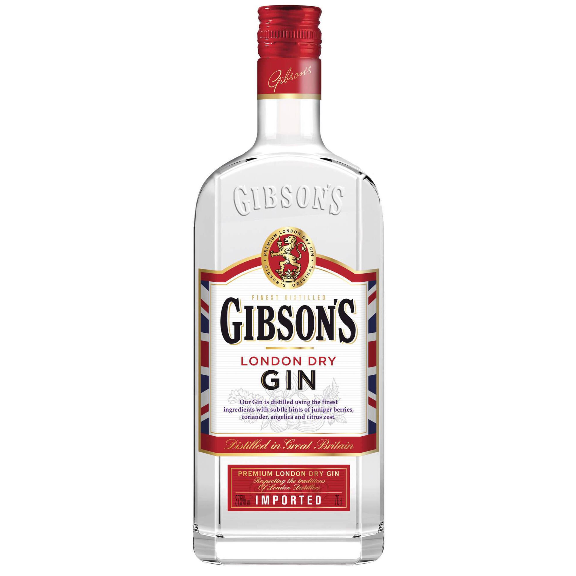 GIN GIBSON PREMIUM :: 1 LITRO :: INGLATERRA