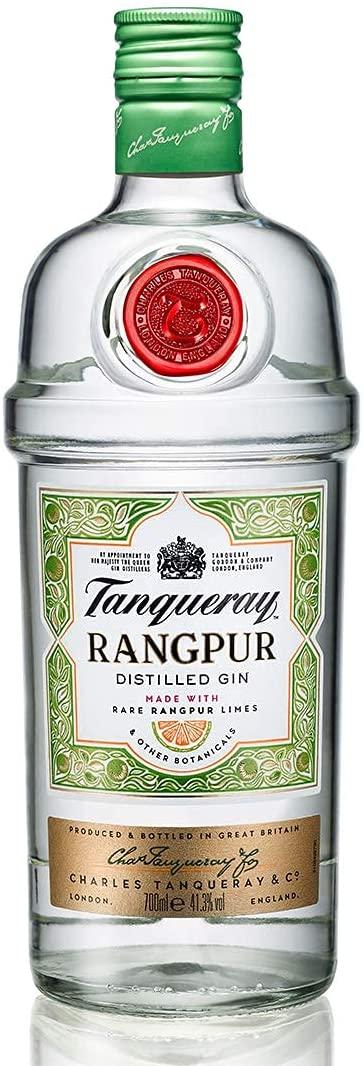 GIN TANQUERAY RANGPUR :: 700 ML :: LONDON DRY