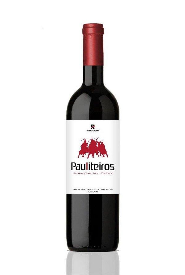 VINHO PAULITEIROS RIBADOURO :: TINTO :: 750ML