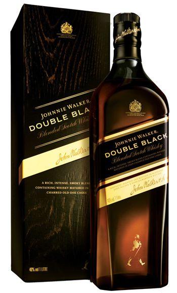 Whisky Johnnie Walker ::  Double Black :: 1000 ml