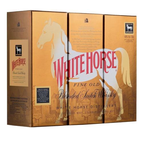 WHISKY WHITE & HORSE - 1L