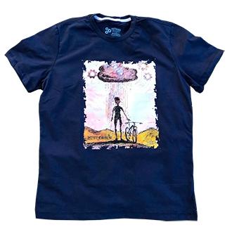 Camiseta Misterbin Ciclista malha premium 100% algodão