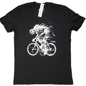 Camiseta Misterbin masculina Bike malha premium 100% algodão
