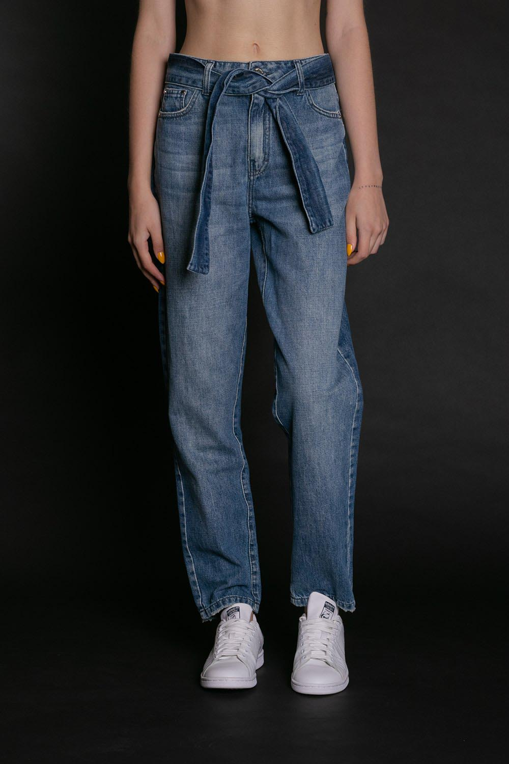 JEANS BOBSTORE MOM