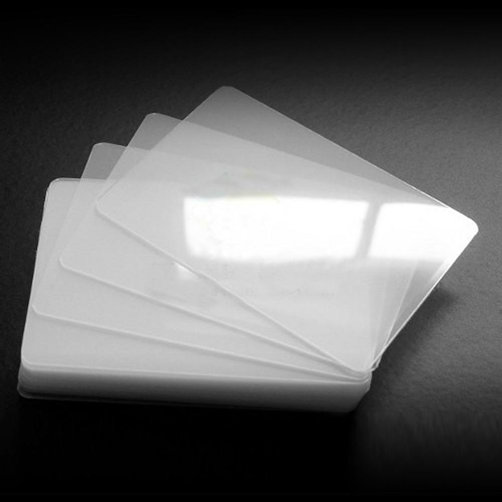 Polaseal 05 Americano Plástico para plastificação (caixas com 100 unidades)