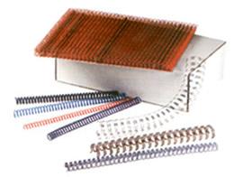 Super Kit Encadernação Wire-o 3x1 C/ 100 Capas, 300 Espirais