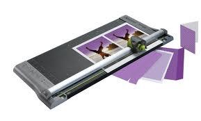 Guilhotina Vincadeira serrilhadeira e refiladora 4 em1 SmartCut A425 Multifuncional