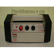 Plastificadora Profissional para Crachás P180