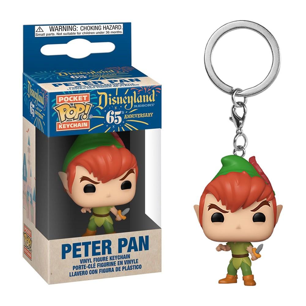 Chaveiro Funko Pop! Keychain: Disney 65th Anniversary - Peter Pan
