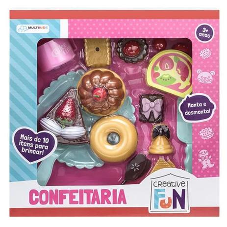 Creative Fun Confeitaria - BR602