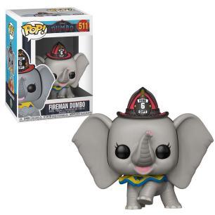 FUNKO POP Disney Dumbo 2 Fireman Dumbo 511