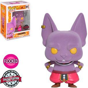 Funko Pop Dragon Ball Super Champa Flocked Special Edition 811