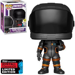 Funko Pop Fortnite 3 Dark Voyager 2019 fall convention 442