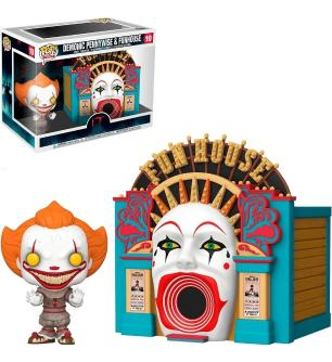 Funko Pop It Chapter 2  Pennywise Demonic & Funhouse 10