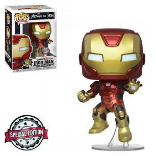Funko Pop! Marvel: Gamer Verse - Iron Man  634