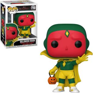 Funko Pop! Marvel: Wandavision - Halloween Vision 716