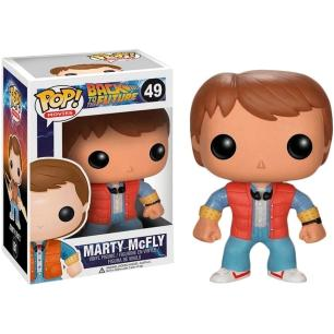 Funko Pop! Movies: Back to the Future - Marty McFly 49