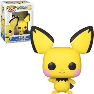 Funko Pop Pokémon S3 Pichu 579