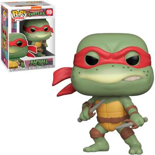 Funko Pop Retro Toys Teenage Mutant Ninja Turtles Raphael 19