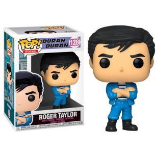Funko Pop Rocks Duran Duran Roger Taylor 128