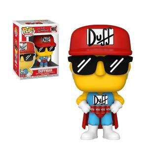 Funko Pop Television The Simpsons Duffman 902