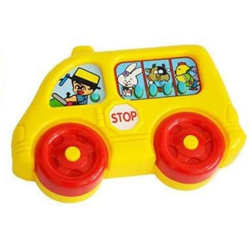 Meu Primeiro Brinquedo Onibus - Multikids Baby - BR1023