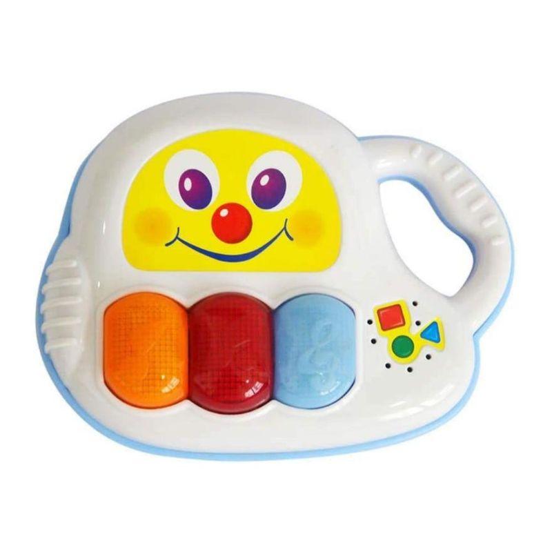Meu Primeiro Brinquedo Piano - Multikids Baby - BR1023