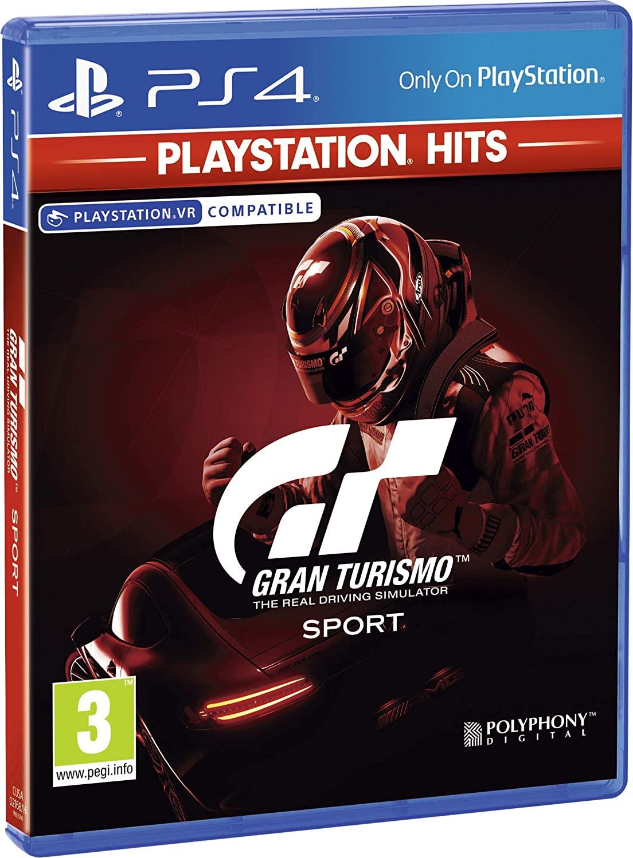 Gran Turismo Sport (Playstation Hits) - PS4
