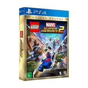 LEGO Marvel Super Heroes 2 Deluxe Edition - PS4
