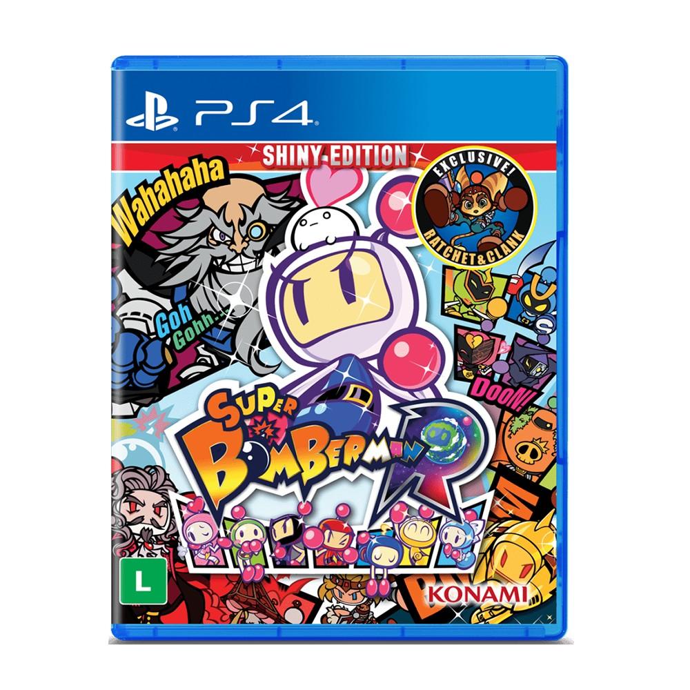 Super Bomberman R Shiny Edition - PS4