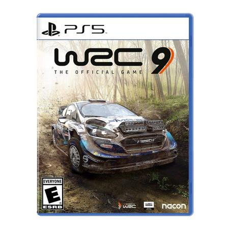 WRC 9 The Official Game - PS5