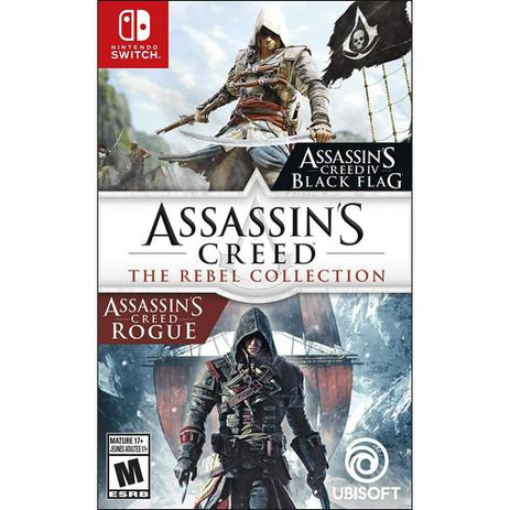 Assassin's Creed: The Rebel Collection - Switch