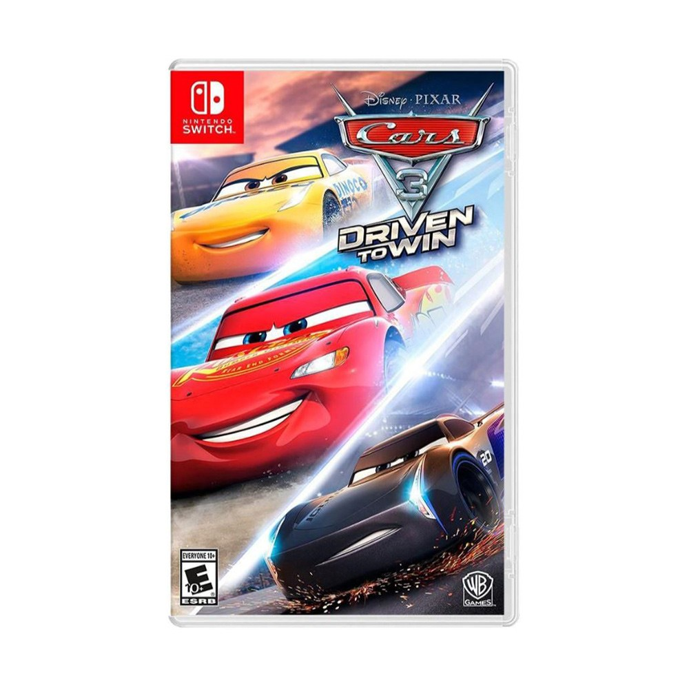 Cars 3 Driven To Win - Switch