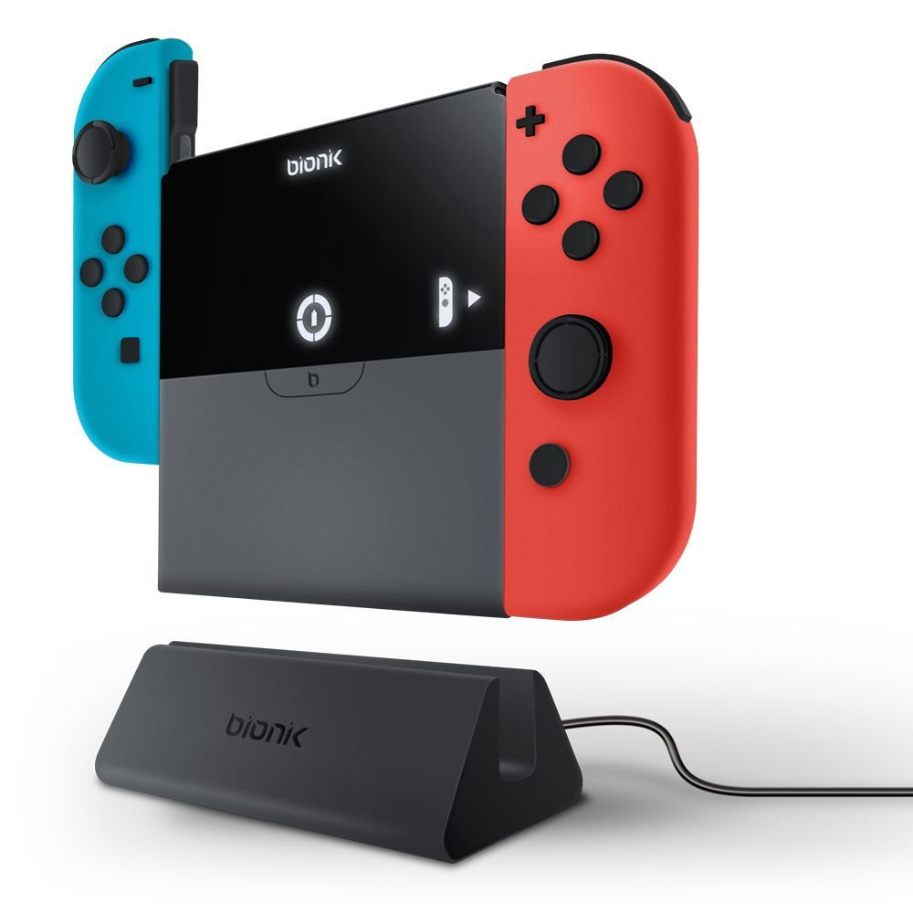 Switch Power Plate