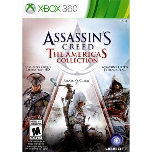 Assassin's Creed: America's Collection - Xbox 360