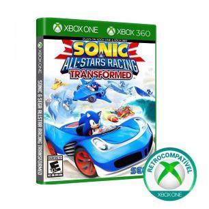 Sonic All-Stars Racing Transformed - Xbox 360