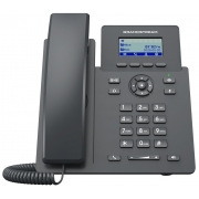 GRANDSTREAM GRP2601P - TELEFONE IP 2 LINHAS COM POE 10/100
