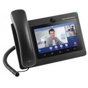GRANDSTREAM GXV3370 - TELEFONE IP TELA DE 7 POLEGADAS COM VÍDEOCONFERÊNCIA