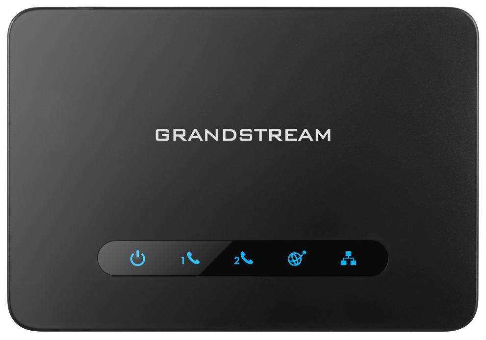 GRANDSTREAM HT812 ATA 2 FXS