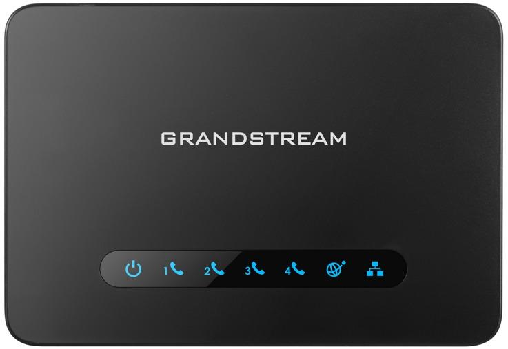 GRANDSTREAM HT814 ATA 4 FXS