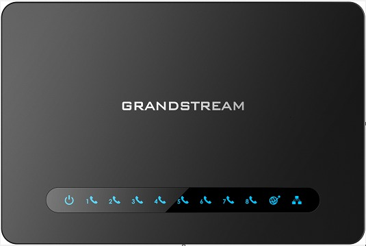 GRANDSTREAM HT818 ATA 8 FXS