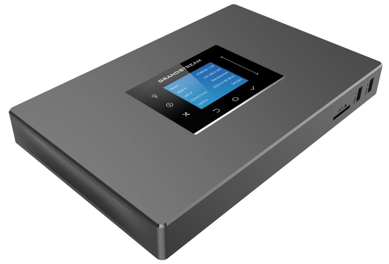 GRANDSTREAM UCM6302 - PABX IP COM 2 PORTA FXS E COM 2 FXO