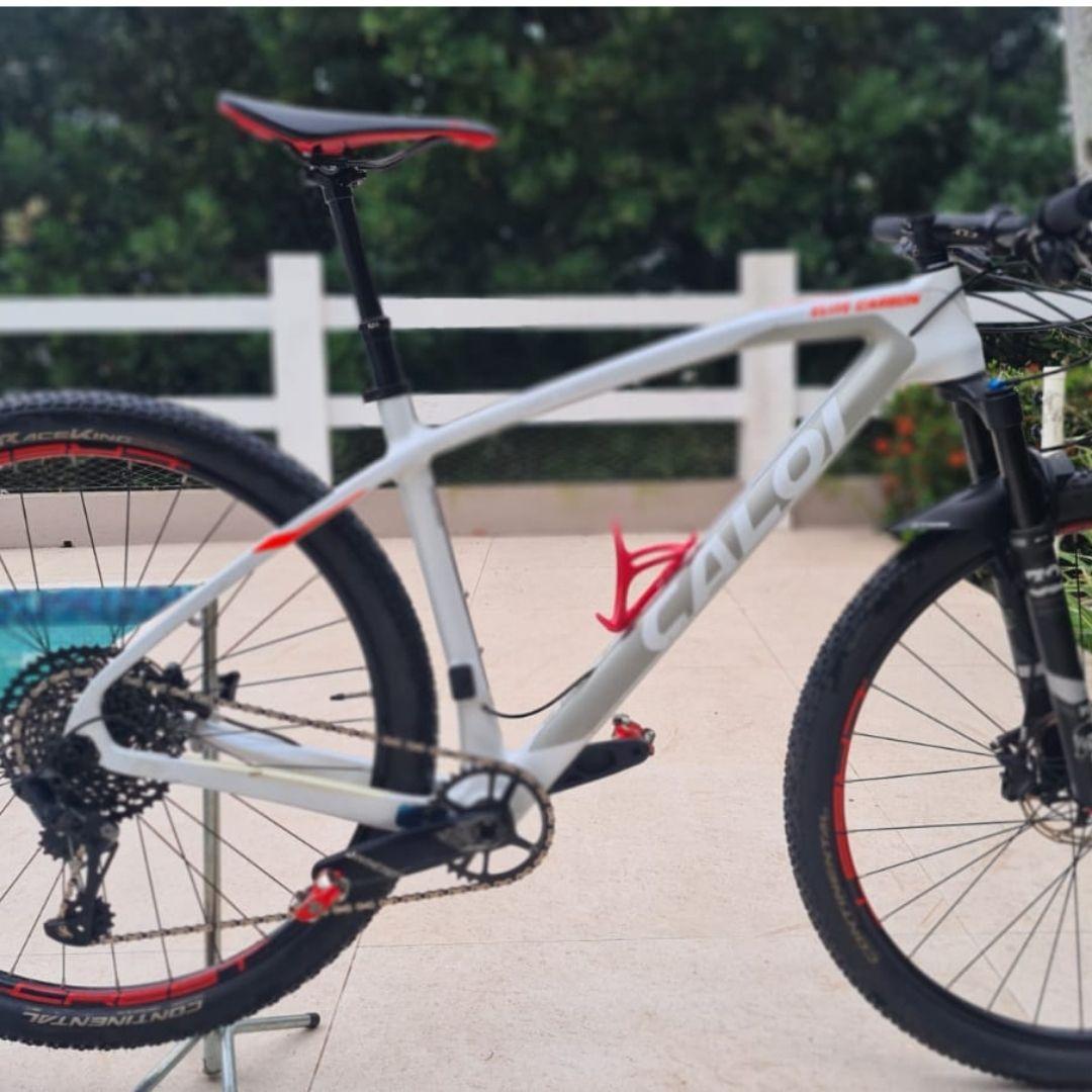 Caloi Elite Carbon Racing 2020